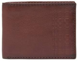 Boconi Carson Leather RFID Bifold Wallet