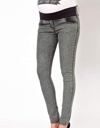 Asos Super Sexy Skinny Jean in Acid Wash