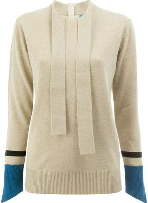 Undercover thumb hole detail sweater