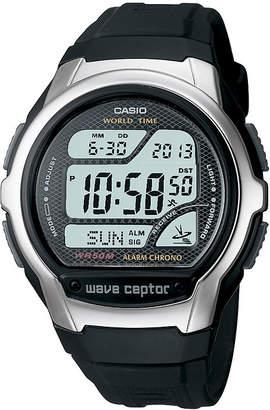 Casio Wave Ceptor Mens Atomic Timekeeping Digital Sport Watch WV58A-1AV
