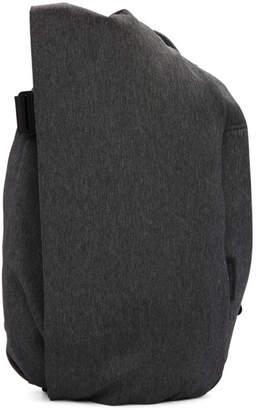 Côte and Ciel Grey Medium Eco Yarn Isar Backpack
