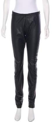 Theyskens' Theory Mid-Rise Skinny Pants