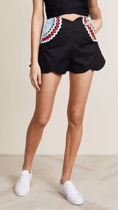 Paper London Mustique Shorts