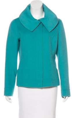 Lafayette 148 Lightweight Wool Jacket