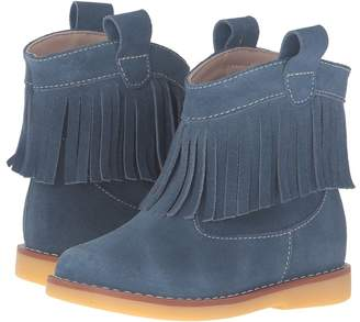 Elephantito Bootie w/ Fringes Girls Shoes