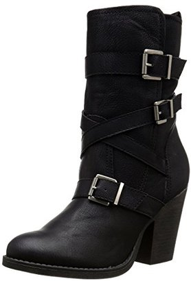 Madden Girl Women's Kloo Engineer Boot $58.31 thestylecure.com
