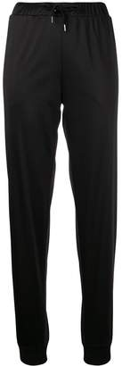 Versace elasticated waist track pants