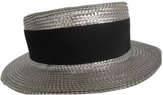 Sonia Rykiel Silver Polyester Hats