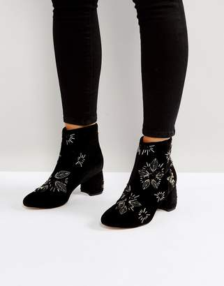 Office Arch Enemy Embellished Boots