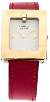 Hermà ̈s Belt Watch red Hermà ̈s Belt Watch