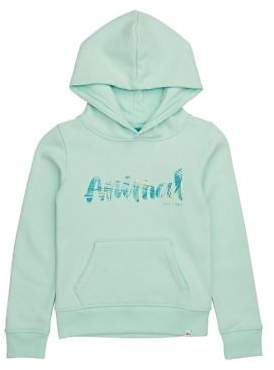 Animal Hoodies Rachelle Hoody - Misty Green