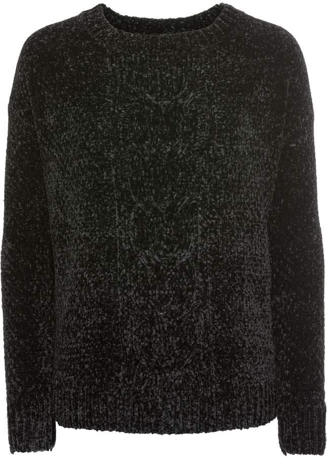 BODYFLIRT Chenille-Pullover