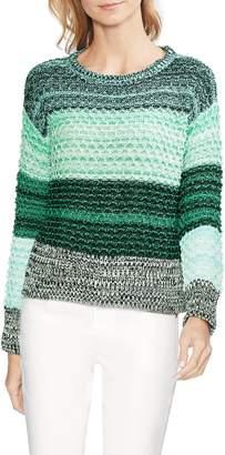 Vince Camuto Colorblock Crewneck Sweater