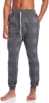 Kenneth Cole Reaction Plaid Jogger Pajama Pants