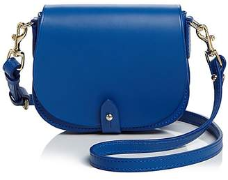 Celine Lefebure Camille Mini Leather Saddle Bag - 100% Exclusive