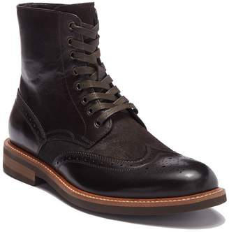 Kenneth Cole Reaction Leather Wingtip Boot