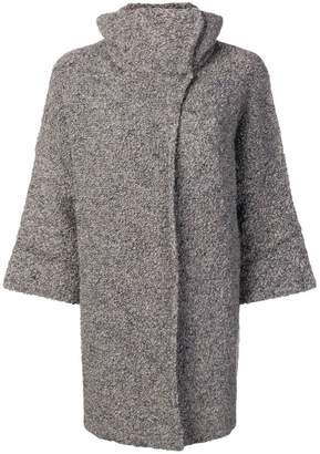 Liu Jo cropped sleeve cardi-coat