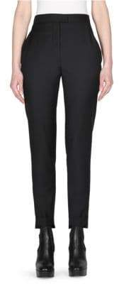 Acne Studios Stem Hem Ankle Wool Pants