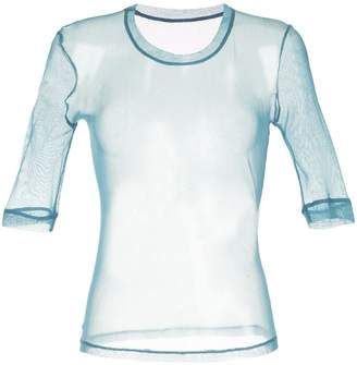 Taylor sheer 3/4 sleeve T-shirt