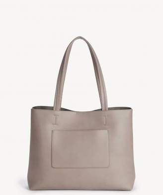 Sole Society Jaya Oversize Tote w/ Front Pocket