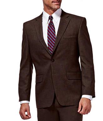 Haggar J.M. Premium Stretch Sharkskin Classic Fit Suit Jacket