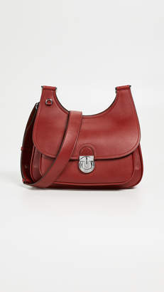 Tory Burch James Saddle Bag