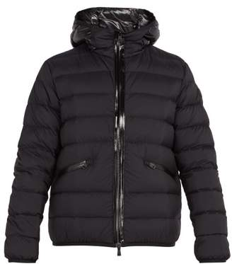Moncler Achard Quilted Down Jacket - Mens - Black