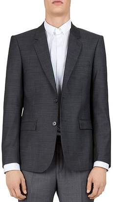 The Kooples Bullet-Proof Wool Slim Fit Sport Coat