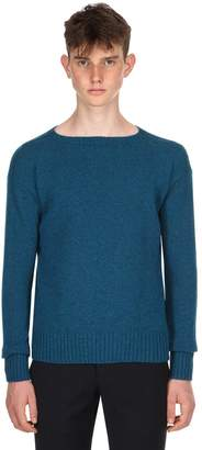 Prada Shetland Wool Knit Sweater