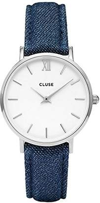 Cluse Unisex Watch CL30029, Multicolor (Rose Gold)