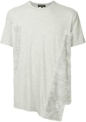 Comme des Garcons asymmetric short-sleeve T-shirt