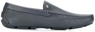 Baldinini rubber loafers