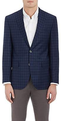 Barneys New York MEN'S CONWAY WOOL TWO-BUTTON SPORTCOAT