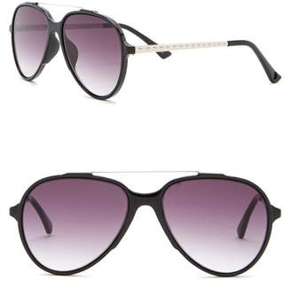 Vince Camuto Combo Aviator Sunglasses