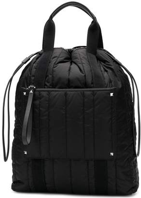 Valentino quilted backpack