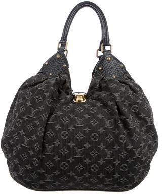 Louis VuittonLouis Vuitton Denim L Hobo