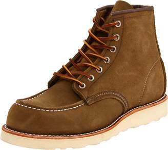 """Red Wing Shoes 1907 Moc 6"""" Boot"""