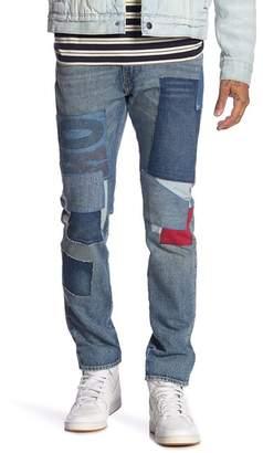 "Levi's 512 Community Slim Tapered Fit Jeans - 30-34\"" Inseam"
