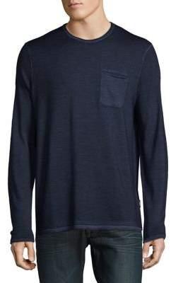 Strellson Larson Virgin Wool Sweatshirt