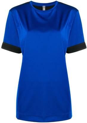 NO KA 'OI No Ka' Oi colour block T-shirt