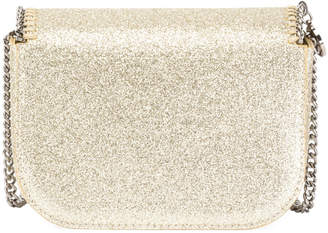 Stella McCartney Falabella Mini Glitter Box Bag