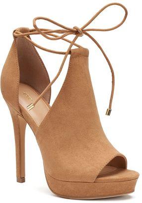Apt. 9® Women's Lace-Up Platform High Heels $64.99 thestylecure.com