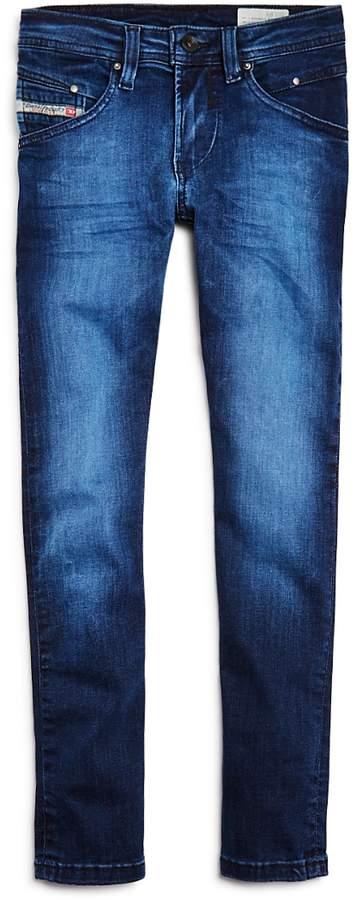 Boys' Slim-Fit Belther Jeans - Big Kid