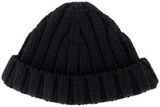 DSQUARED2 chunky knit beanie