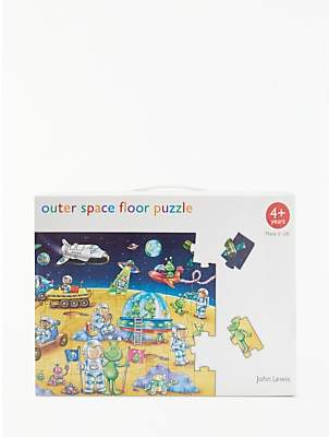 John Lewis Outer Space Floor Jigsaw Puzzle