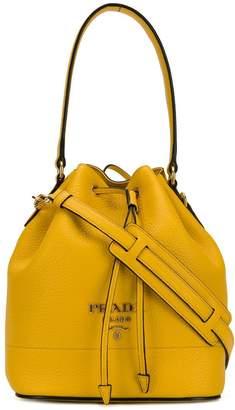 4f875b47384939 Prada Yellow Handbags - ShopStyle