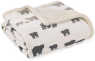 Eddie Bauer Bear Village Throw