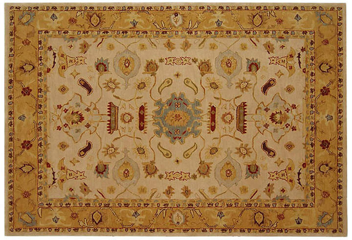 Corinne Rug - Goldenrod/Cream - 2'3