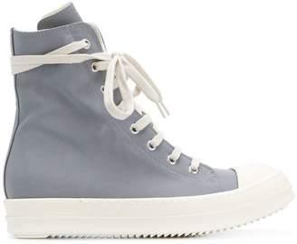 Rick Owens high top sneakers