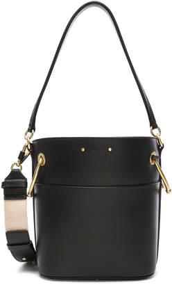 Chloé Small Roy Calfskin Bucket Bag